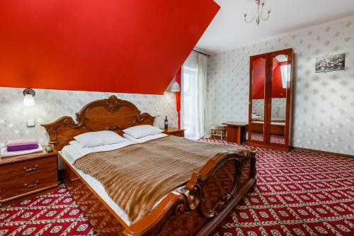 Deluxe-Doppelzimmer mit Balkon (Deluxe Double Room with Balcony)