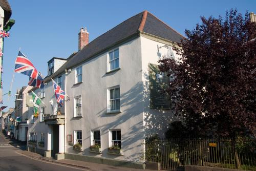 White Hart Hotel, The,Moretonhampstead