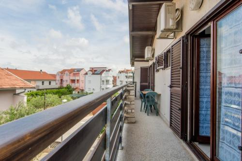 1 Schlafzimmer Apartment mit Balkon (One-Bedroom Apartment with Balcony)