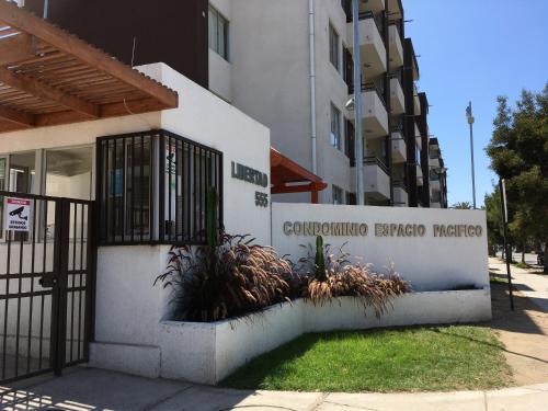 Departamento central en La Serena, La Serena