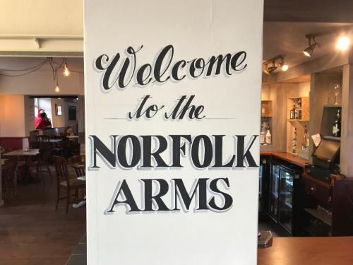 The Norfolk Arms