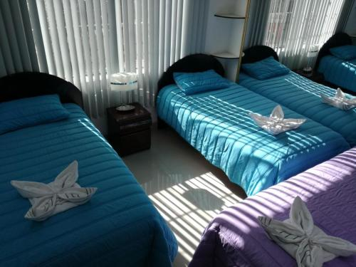 HotelDepartamento Vacacional
