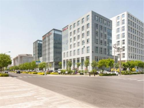 Tianjin Cloud Crown Holiday Apartment