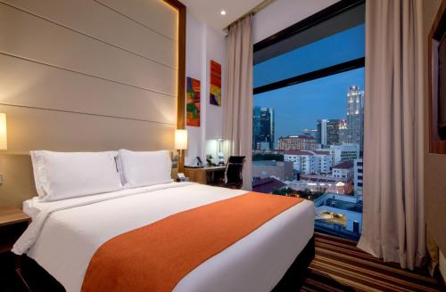 Bilik Standard Queen atau Twin (Standard Queen or Twin Room)