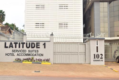 Latitude 1 Suites, Kampala