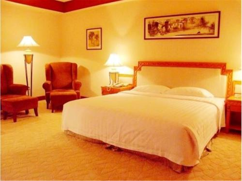 غرفة مزدوجة بيزنس (Business Double Room)