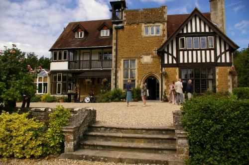 Stay at Farnham House Hotel