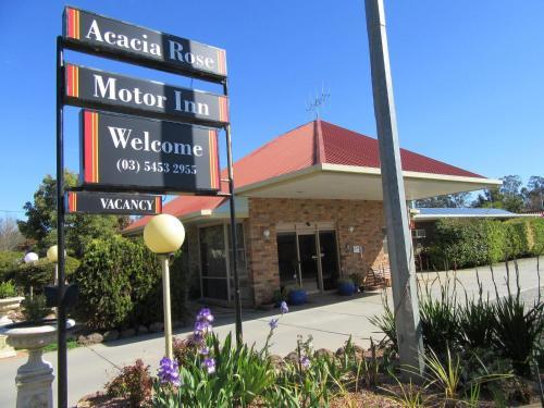Acacia Motel Barham
