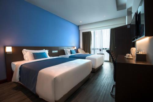 Superior Room Astana Wing - City View (New Wing)