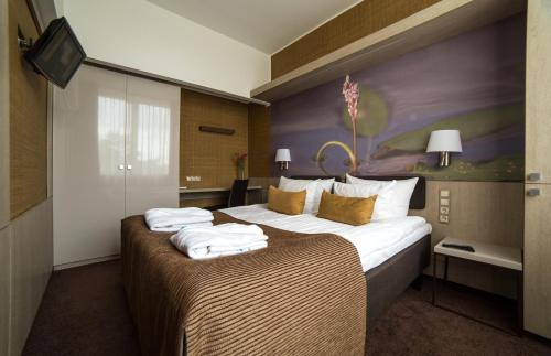 Junior Deluxe Room with Balcony and Spa Access