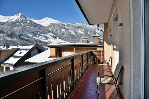 Apartment mit 1 Schlafzimmer und Balkon - D5 (One-Bedroom Apartment with Balcony - D5)