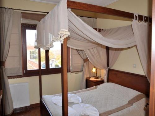 Megdovas Hotel, Kalývia
