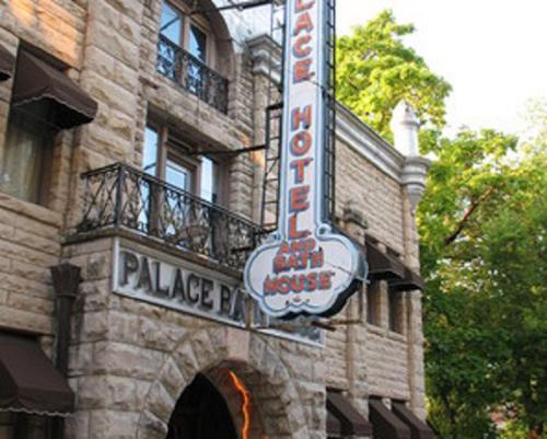 Palace Hotel & Bath House