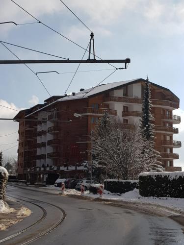 Balcon du Chablais chambre, Villars-sur-Ollon