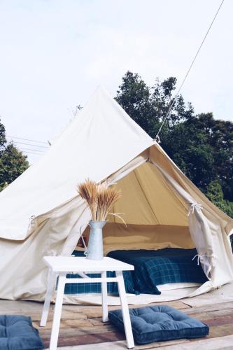 Mother May I Camping