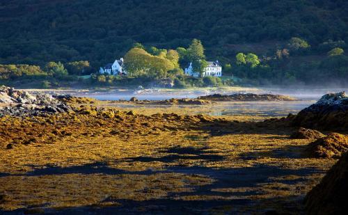 Kinloch Lodge Hotel and Restaurant,Isle of Skye