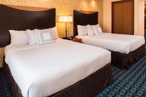 Mais sobre Fairfield Inn & Suites San Antonio NE/Schertz