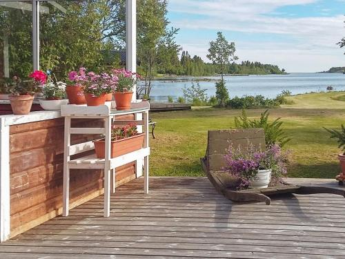 Four-Bedroom Holiday home in Åseral 7, Holmsund