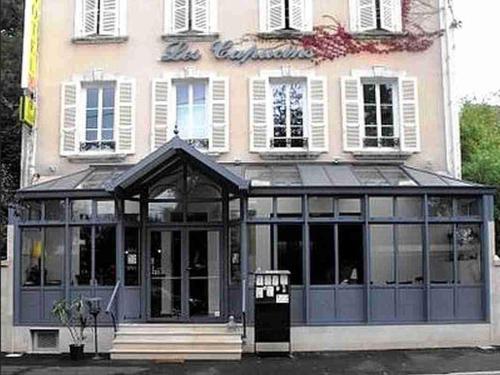 Отель Les Capucins 2 звезды Франция