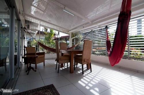 Casa las Palmeras, Paramaribo