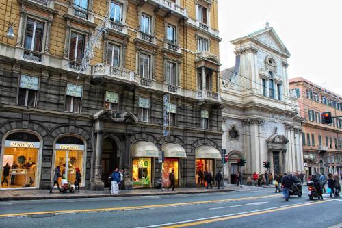 Hotel Bel Soggiorno a Genova da € 60 - Trabber Hotel