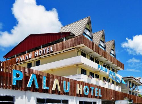 Palau Hotel, Koror