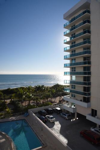 Surfside Beach Ocean View Condo