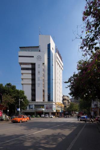 ce232d6cf36e Отель Wanxing Beining Street 3  Наньнин Китай — отзывы, описание ...