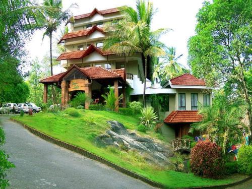 Отель Green Gates Hotel 3 звезды Индия