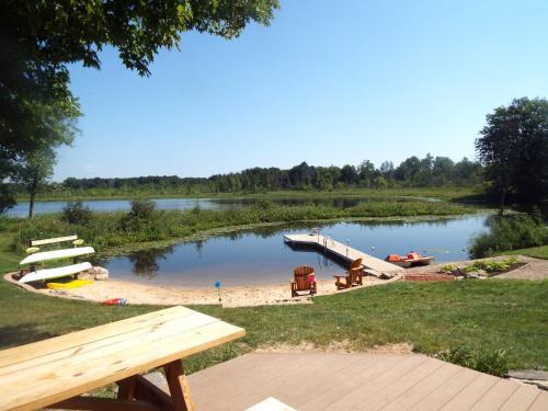 Mann Lake Cottage