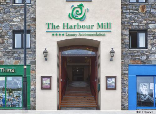 Photo of The Harbour Mill Apartments Hotel Bed and Breakfast Accommodation in Westport Mayo