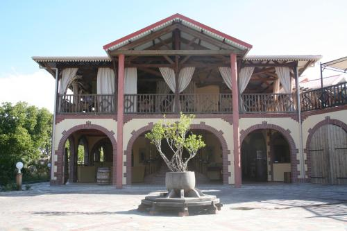Hôtel Cap Macabou