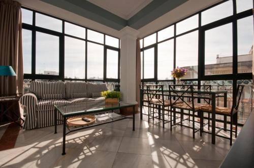 Отель Apartamentos Avenida 0 звёзд Испания