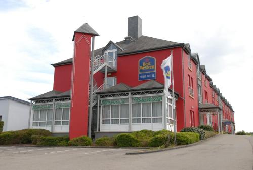 Photo of Best Western Euro Hotel Gonderange Hotel Bed and Breakfast Accommodation in Gonderange N/A