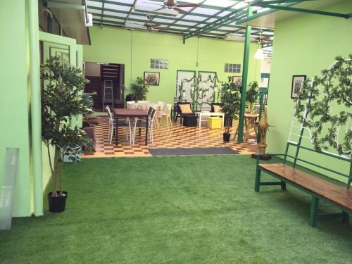 More about Greenery Hostel