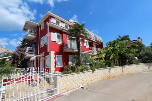 Apartments Borik (97), 罗维尼