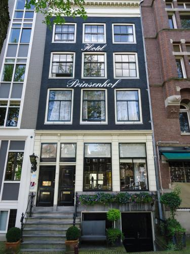 Hotel Prinsenhof Amsterdam impression