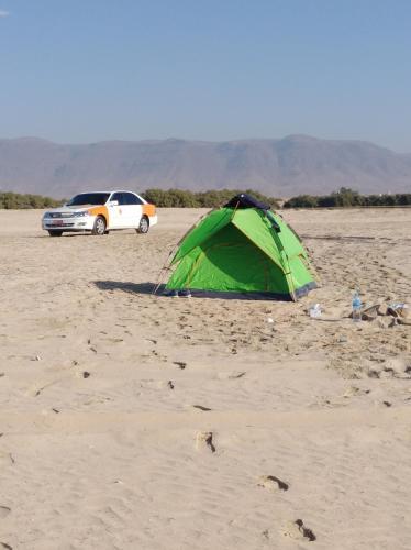 Oman Camping, Salalah