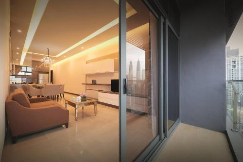 Two-Bedroom Premier Suite @ Dorsett Residences