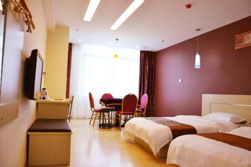 Thank Inn Chain Hotel Guangdong Heyuan Shixin District Wangyuan Road, Heyuan