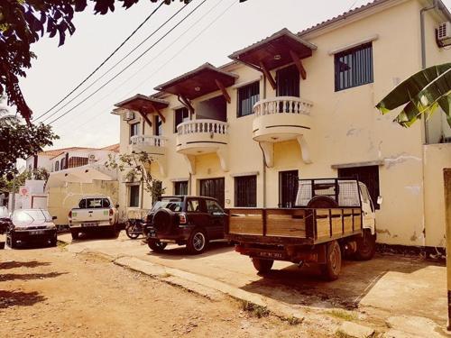 Apartamento Ponta Mina, São Tomé