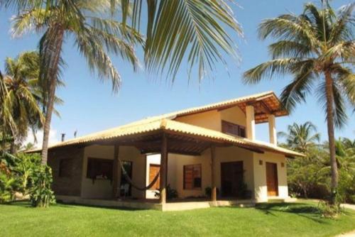 Casa na Praia de Guajiru - Trairi, CE, Brasil
