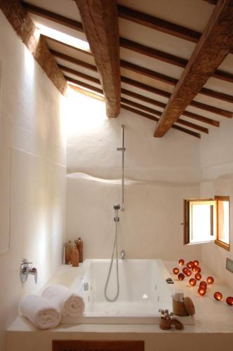 Habitación Doble - 1 o 2 camas Alcaufar Vell Hotel Rural & Restaurant 3
