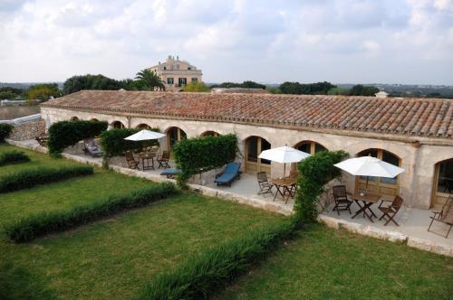 Habitación Doble con terraza - 1 o 2 camas Alcaufar Vell Hotel Rural & Restaurant 3