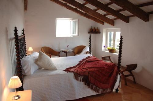 Double or Twin Room Alcaufar Vell Hotel Rural & Restaurant 2
