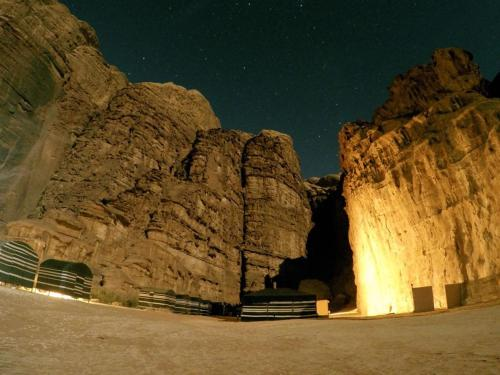 Wadi Rum Nature Camp & Tours