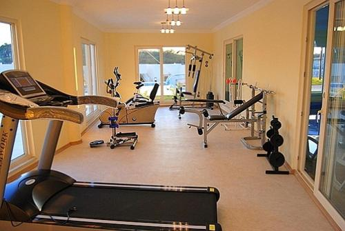 fitness centrum Turquoise Homes Residence BD106