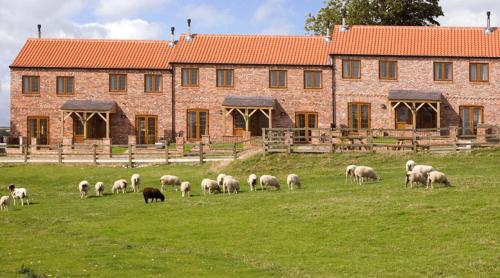 Más sobre Red House Farm Cottages
