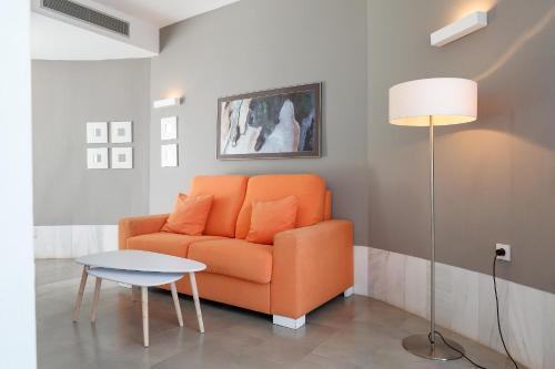 Junior Suite with Sea View Hotel Spa Calagrande Cabo de Gata 12