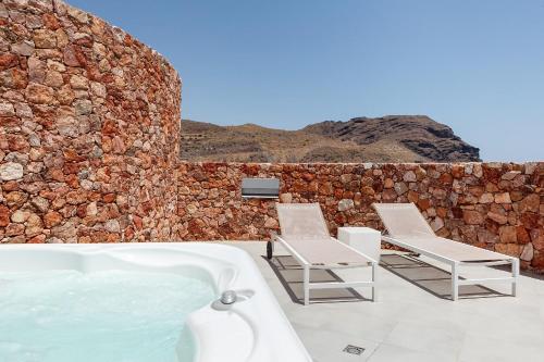 Junior Suite with Sea View Hotel Spa Calagrande Cabo de Gata 8